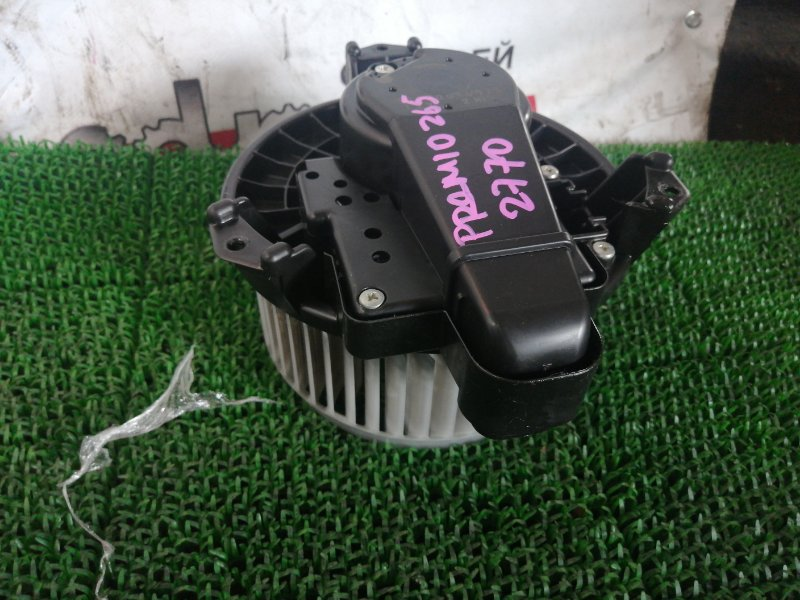 Мотор печки Toyota Premio ZRT265 2ZR-FE 2010