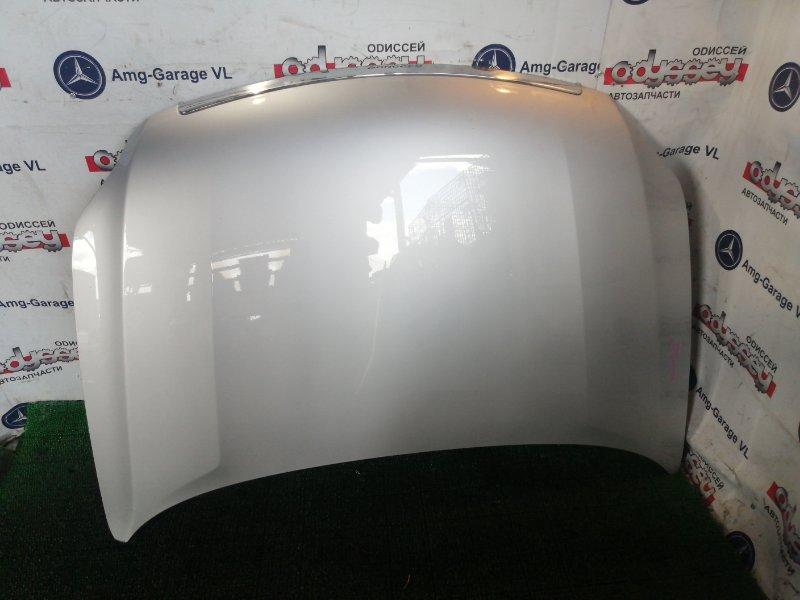 Капот Toyota Premio ZRT265 2ZR-FE 2010