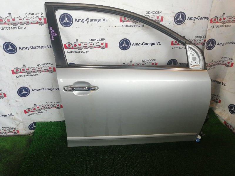 Дверь Toyota Premio ZRT265 2ZR-FE 2010 передняя правая