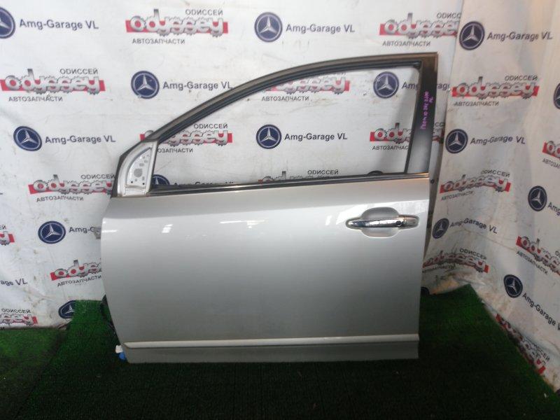 Дверь Toyota Premio ZRT265 2ZR-FE 2010 передняя левая