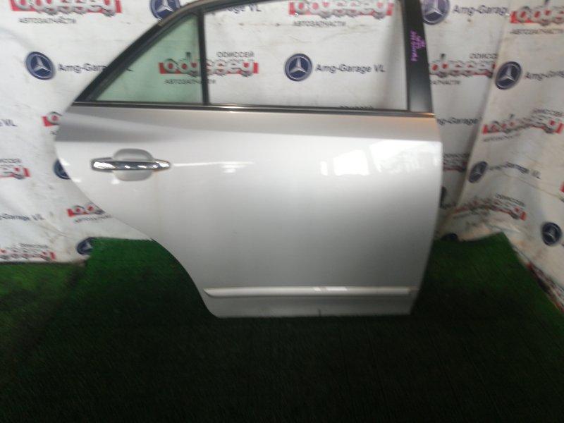 Дверь Toyota Premio ZRT265 2ZR-FE 2010 задняя правая