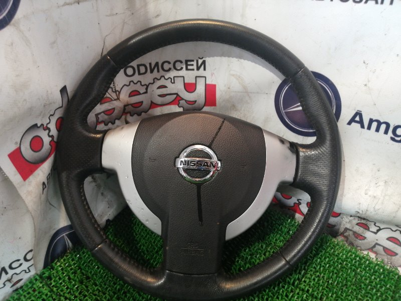 Руль Nissan Xtrail TNT31 QR25DE 2008
