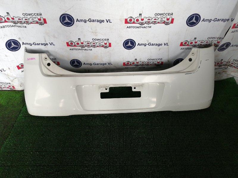 Бампер Daihatsu Mira L275V KF-VE 2012 задний