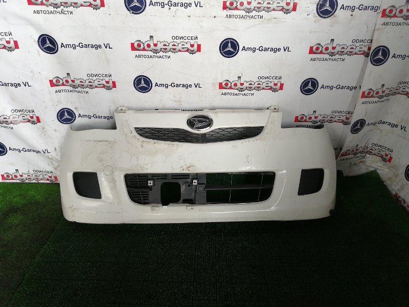 Бампер Daihatsu Mira L275V KF-VE 2012 передний