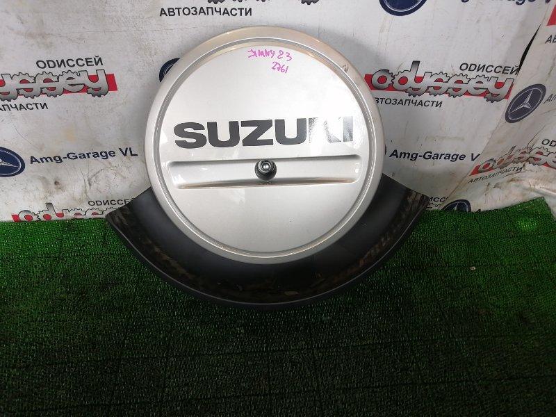 Колпак на запаску Suzuki Jimny JB23W K6A 2001