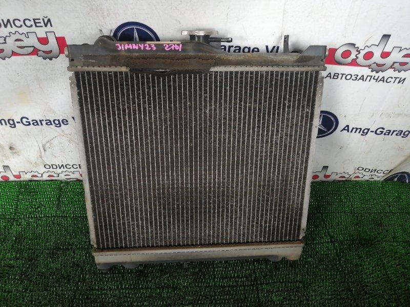 Радиатор Suzuki Jimny JB23W K6A 2001