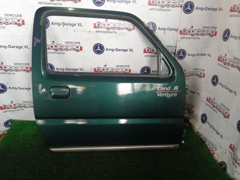 Дверь Suzuki Jimny JB23W K6A 2001 передняя правая