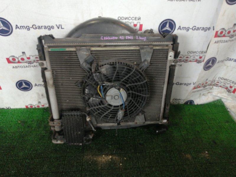 Радиатор Suzuki Grand Escudo TX92W H27A 2003