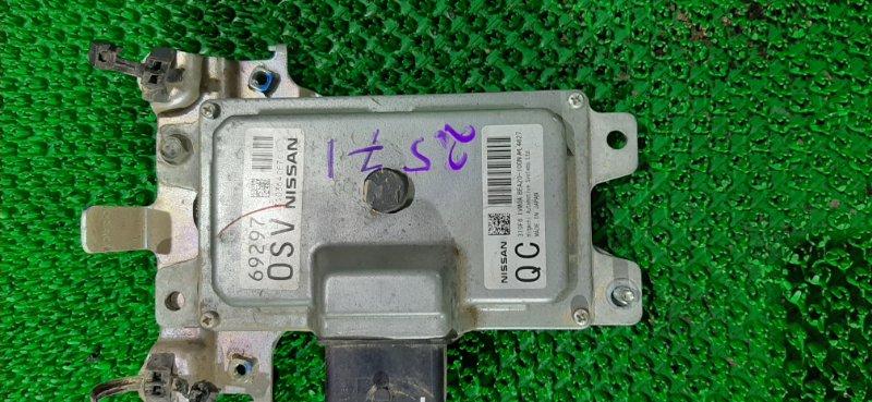 Блок управления автоматом Nissan Xtrail NT32 MR20DD-626122B 2014