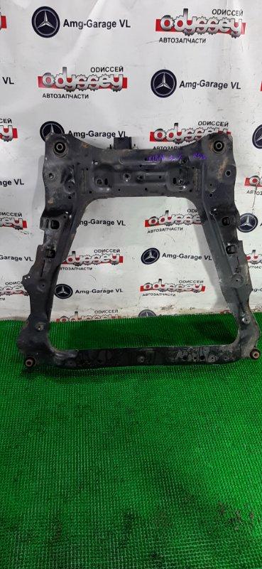 Балка под двс Nissan Xtrail NT32 MR20DD-626122B 2014 передняя