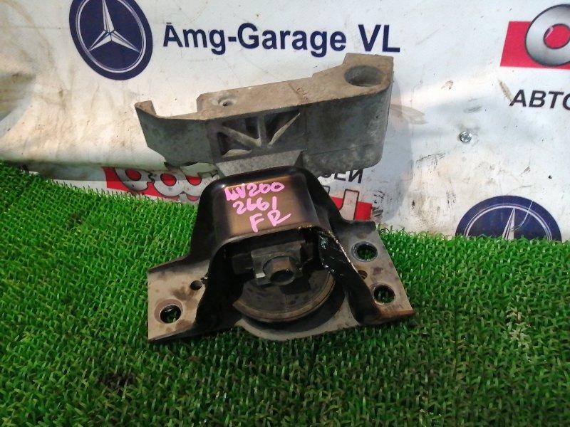 Подушка двигателя Nissan Nv 200 VM20 HR16DE 2009 передняя правая