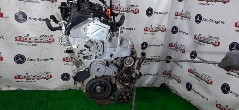 Двигатель Honda Fit GK3 L13B 2013