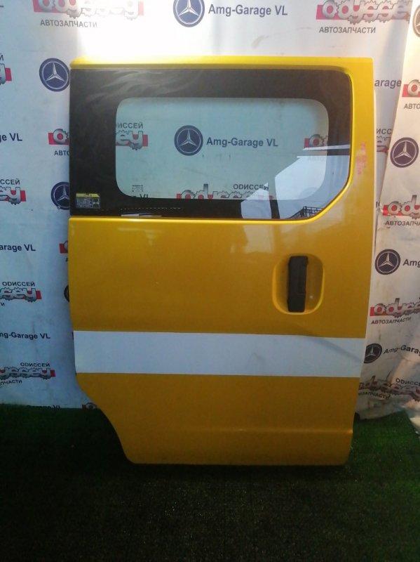 Дверь Nissan Nv 200 VM20 HR16DE 2010 задняя правая