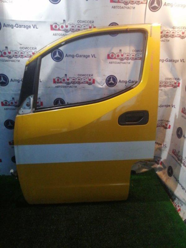 Дверь Nissan Nv 200 VM20 HR16DE 2010 передняя левая