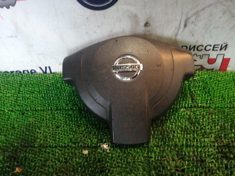 Airbag на руль Nissan Nv 200 VM20 HR16DE 2010