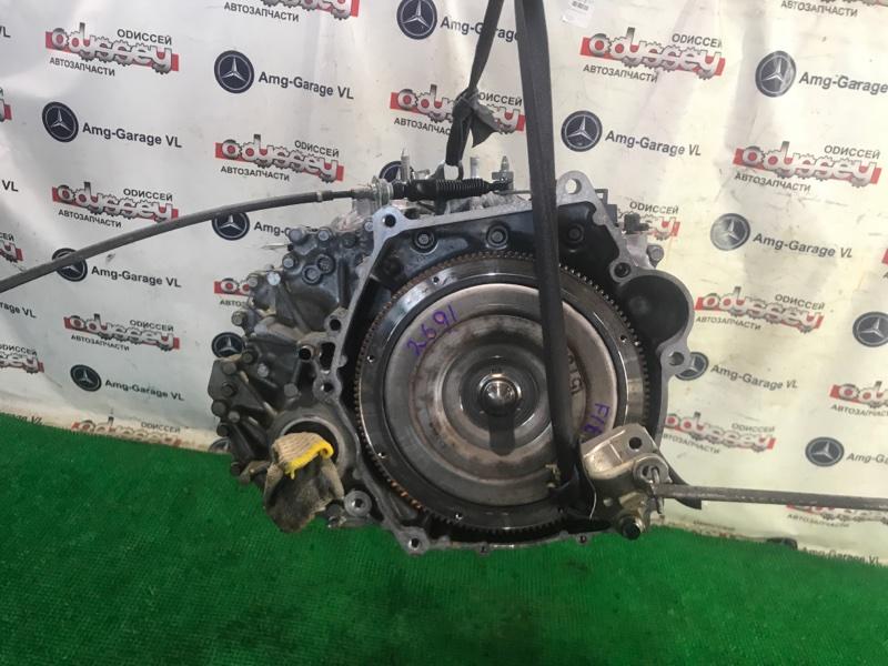 Автомат Honda Fit GK3 L13B 2013