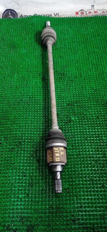 Привод Nissan Xtrail NT32 MR20DD-626122B 2014 задний правый