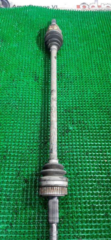 Привод Nissan Xtrail NT32 MR20DD-626122B 2014 задний левый