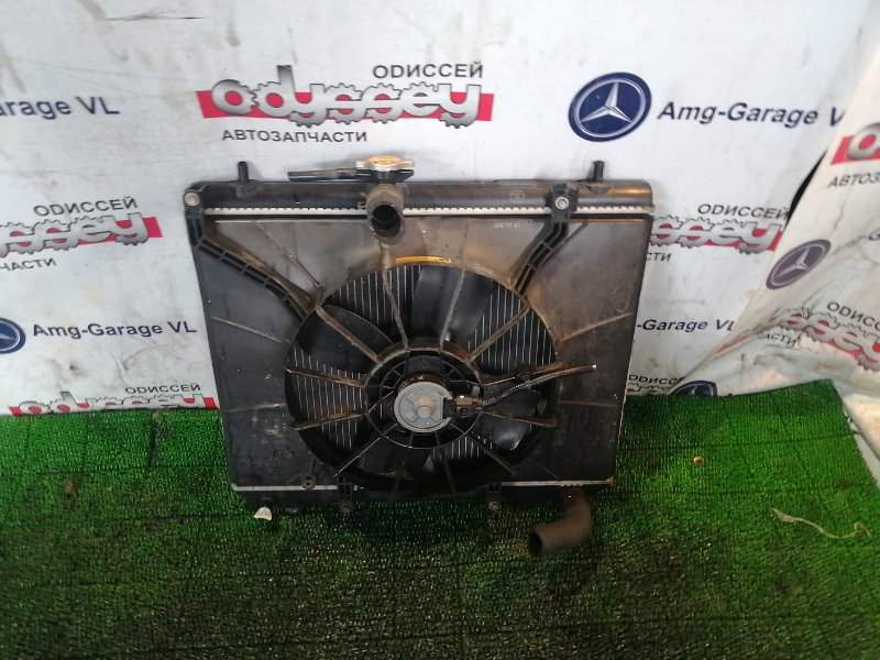 Радиатор Toyota Town Ace S412M 3SZ-VE 2010