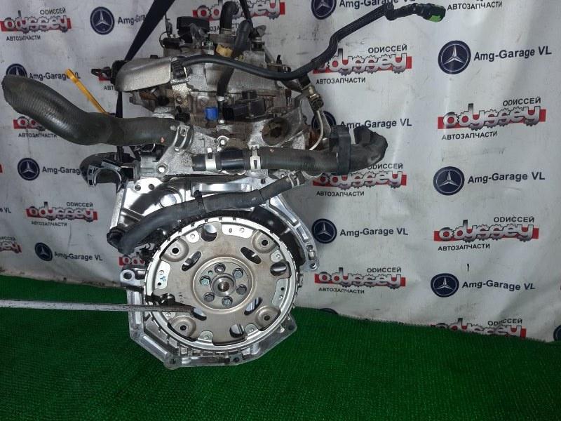 Двигатель Nissan Latio N17 HR12 2014