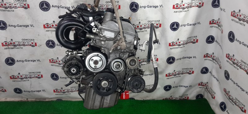 Двигатель Toyota Belta SCP92 2SZ-FE 2008