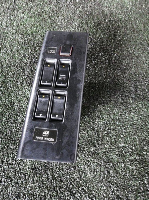 Блок упр. стеклоподьемниками Isuzu Bighorn UBS25GW 6VD1 1993 передний правый