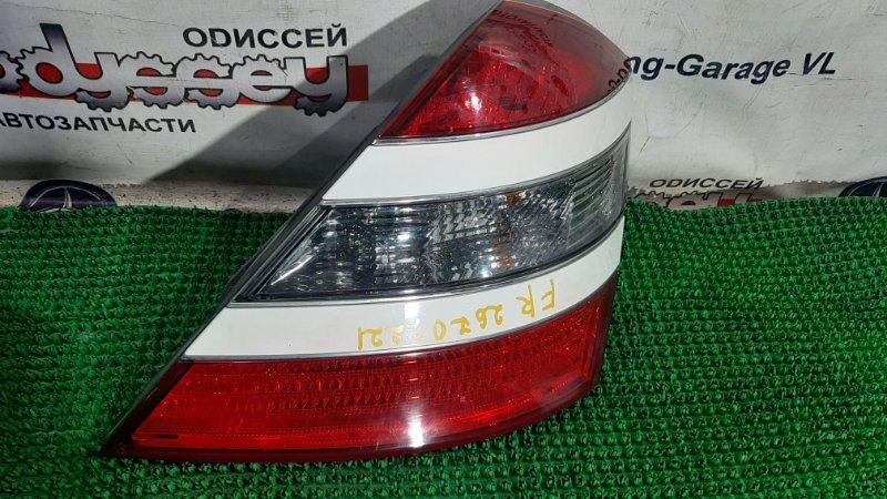 Стоп Mercedes S350 W221 272965 2008 правый