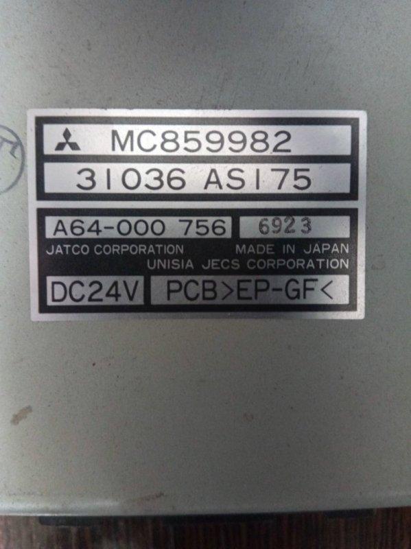 Блок управления автоматом Mitsubishi Canter FE508B 4D35 1996