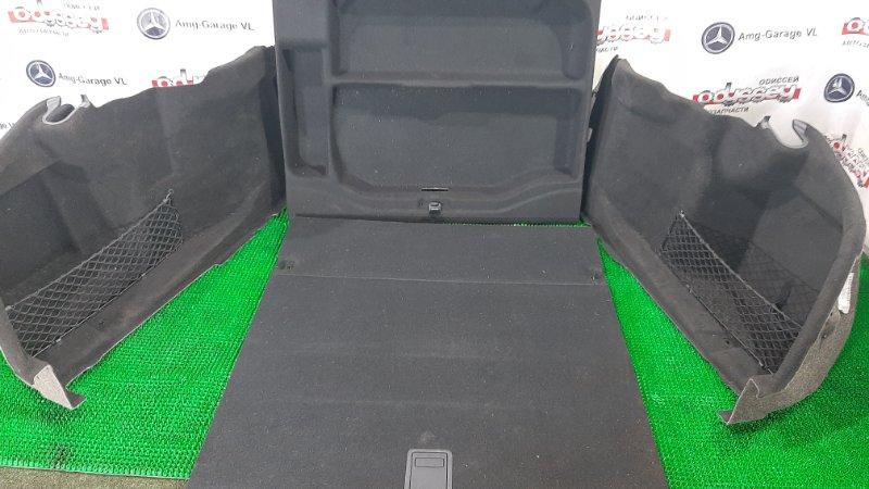 Обшивка багажника Mercedes S350 W221 272965 2008