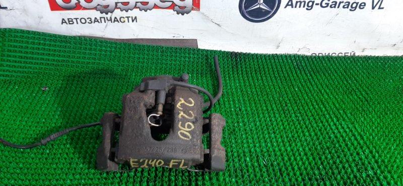 Суппорт Mercedes E240 W210 112914 2001 передний левый