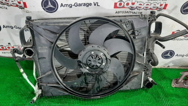 Радиатор Mercedes S350 W221 272965 2008