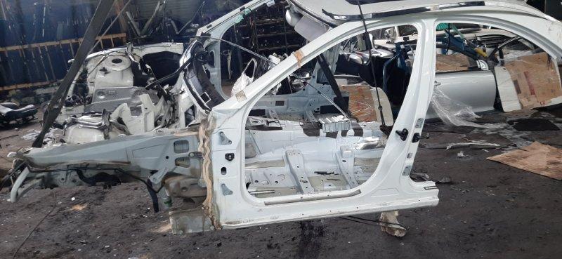 Порог кузова Mercedes S350 W221 272965 2008 левый
