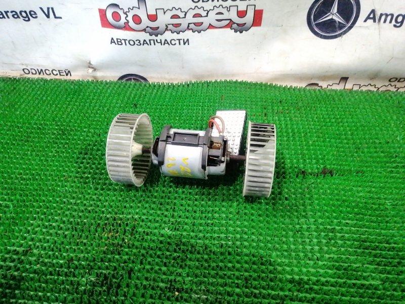 Мотор печки Mercedes S350 W221 272965 2008