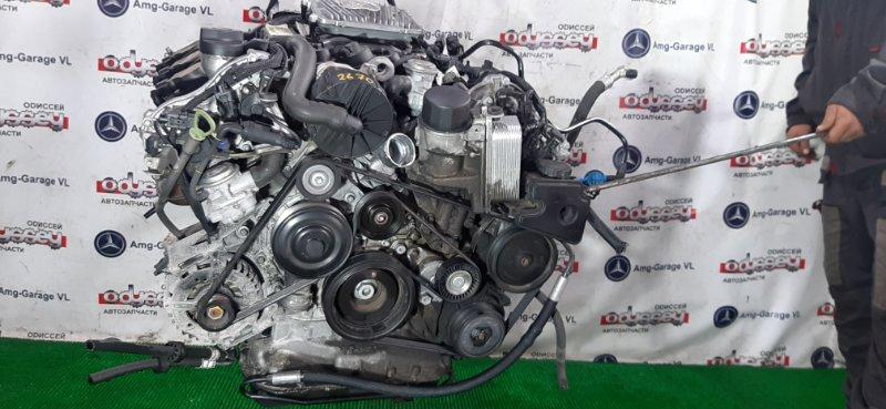 Двигатель Mercedes S350 W221 272965 2008