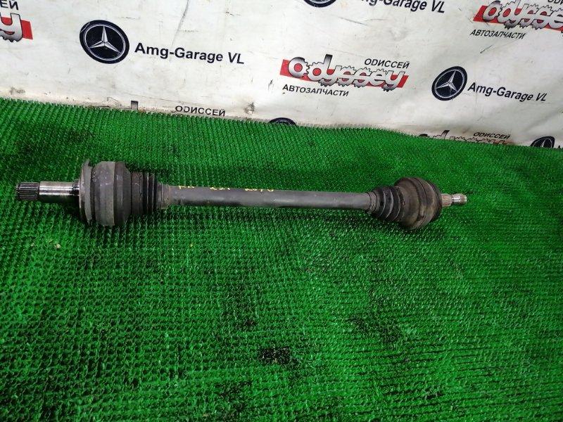 Привод Mercedes S350 W221 272965 2008 задний правый