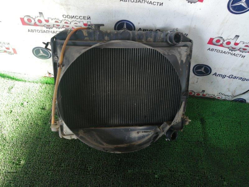 Радиатор Nissan Atlas K2F23-000973 NA20 1993