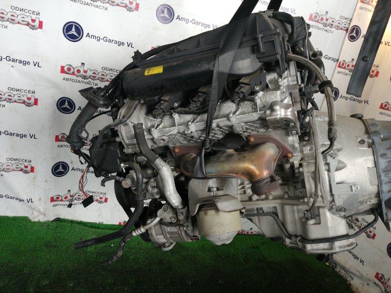 Двигатель Mercedes Cls350 W219 272964 2005