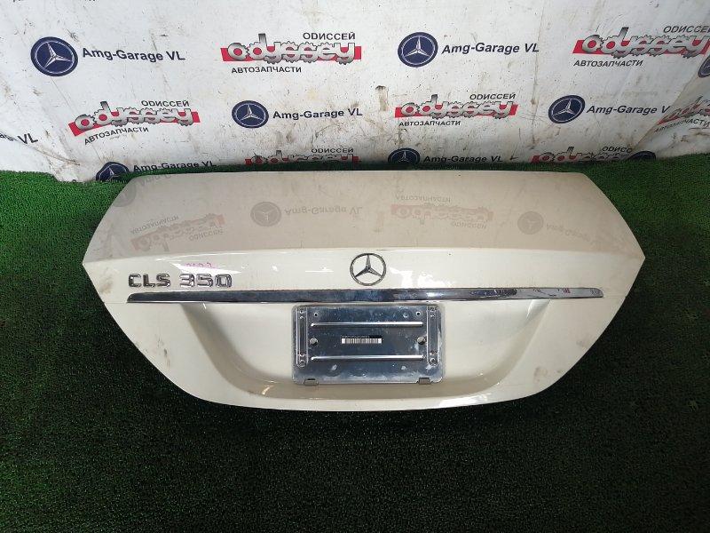 Крышка багажника Mercedes Cls350 W219 272964 2005