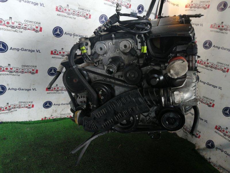 Двигатель Mercedes Clk200 WDB209 271.940 2006