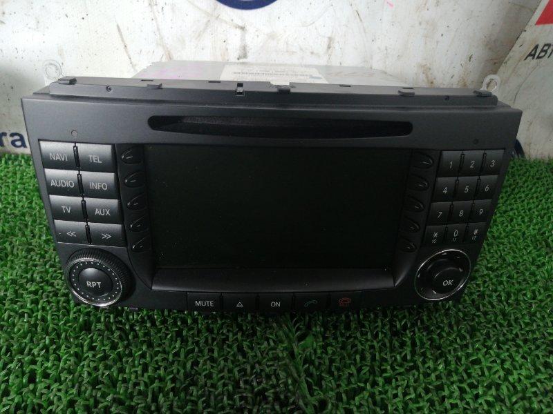 Магнитофон Mercedes Clk200 WDB209 271.940 2006