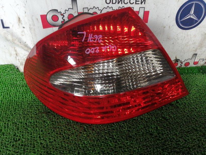 Стоп Mercedes Clk200 WDB209 271.940 2006 задний левый