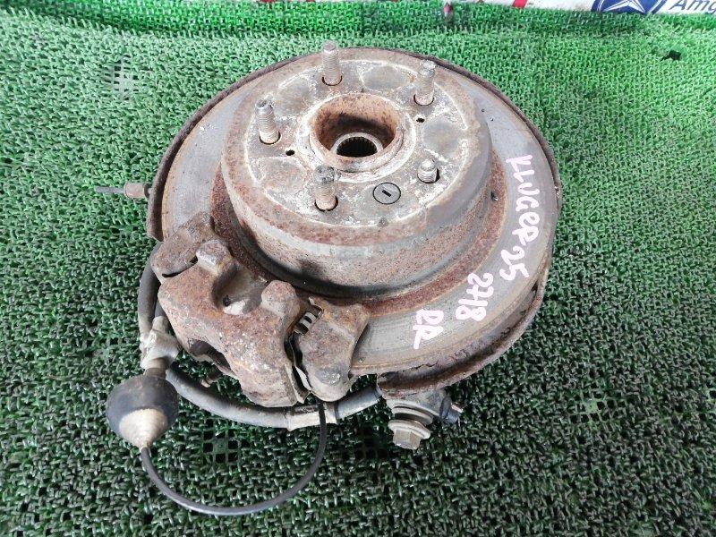 Ступица Toyota Kluger MCU25 1MZ-FE 2001 задняя правая