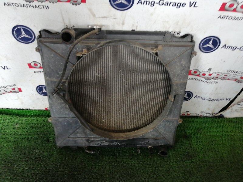 Радиатор Toyota Prado KDJ95 1KD-FTV 2002
