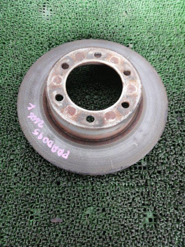 Тормозной диск Toyota Prado KDJ95 1KD-FTV 2002 передний