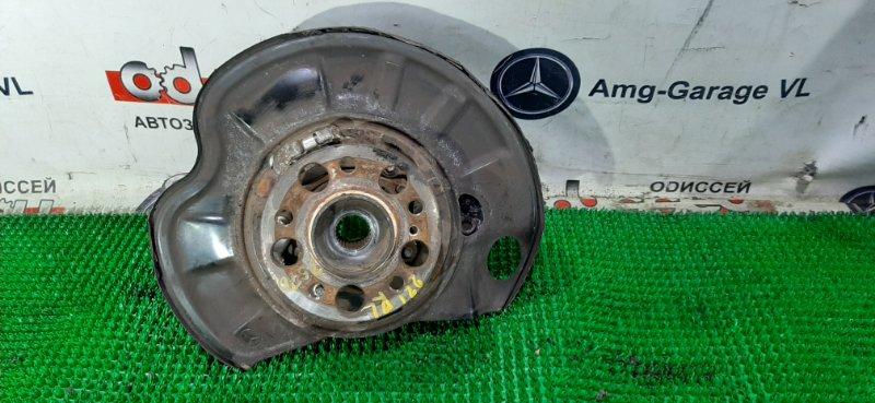 Ступица Mercedes S350 W221 272965 2008 задняя левая