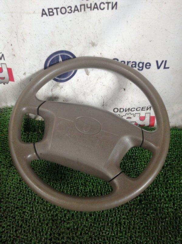 Руль Toyota Hilux Surf RZN185 3RZ-FE 2001