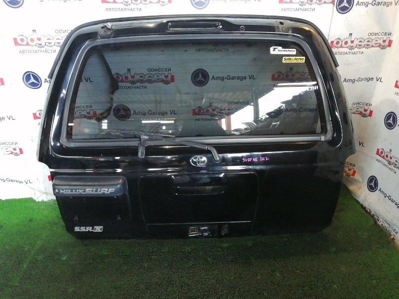 Дверь 5-я Toyota Hilux Surf RZN185 3RZ-FE 2001
