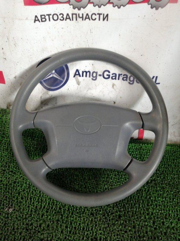 Руль Toyota Hilux Surf RZN185 3RZ-FE 1999