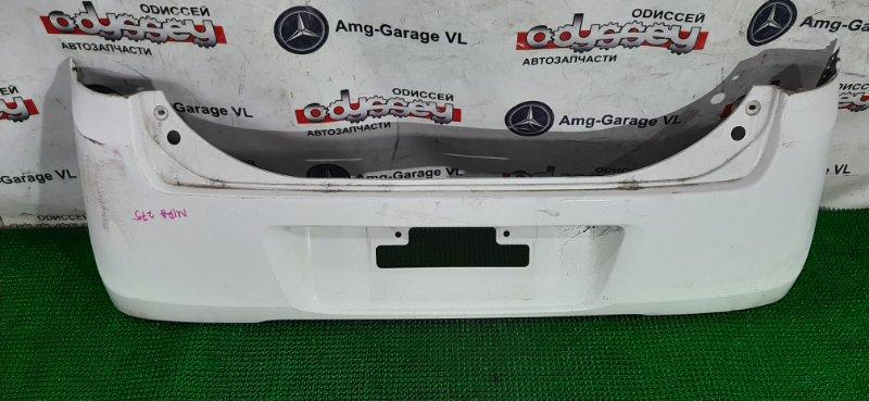Бампер Daihatsu Mira L275V KF-VE задний