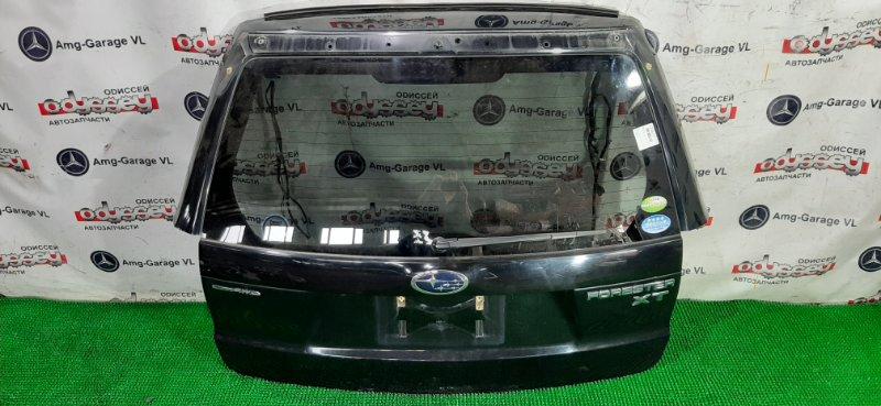 Дверь 5-я Subaru Forester SH5 EJ205 2011